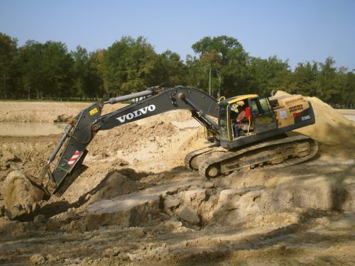 moving topsoil