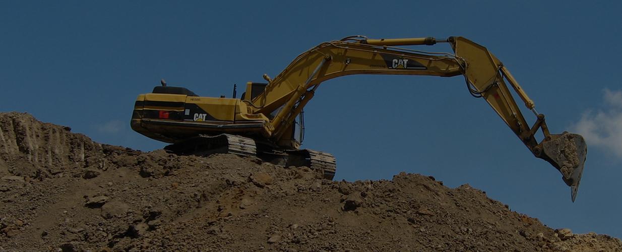 excavator rental monroe la