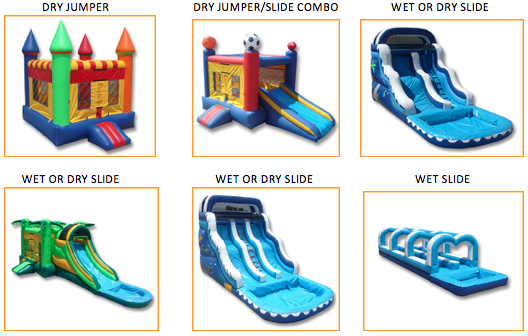 inflatable rentals monroe